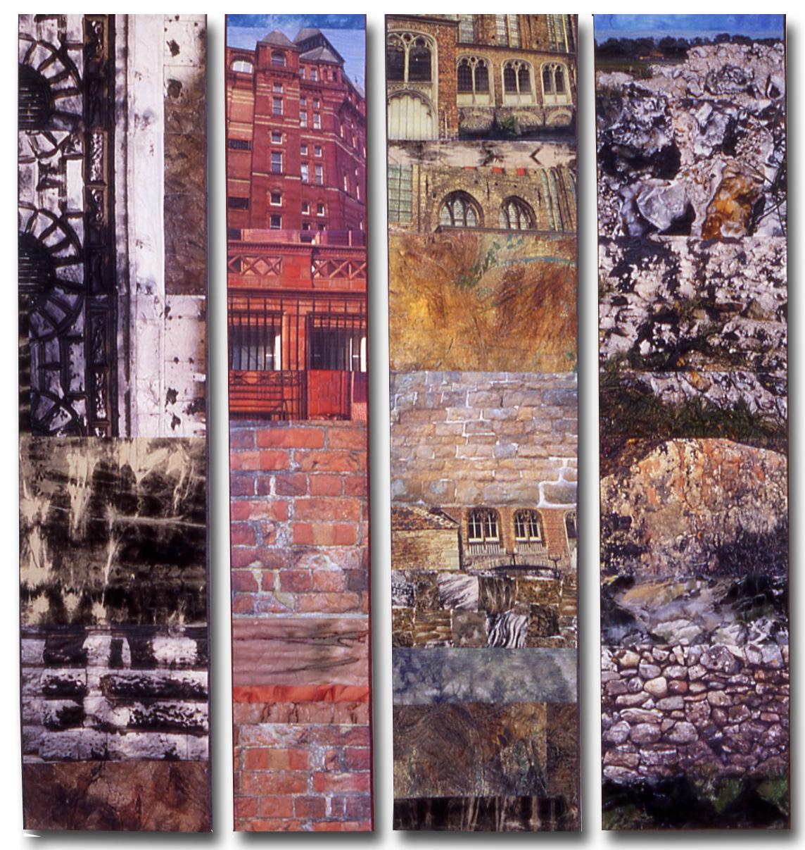 Sandra Meech, Within Four Walls