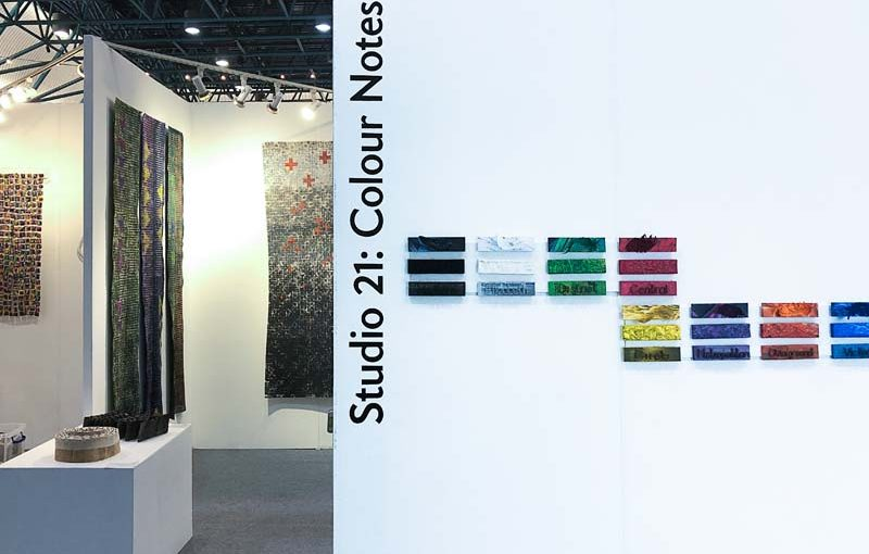 "Studio 21 celebrates its 21st birthday with ""Colour Notes"""
