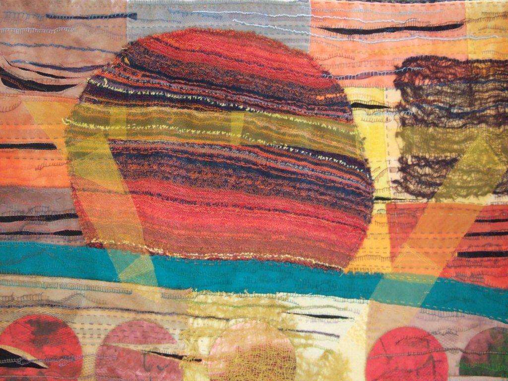 Annette Collinge, Mexican, detail