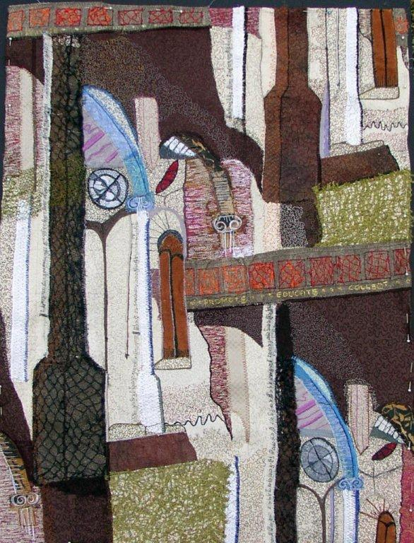 Annette Collinge, St Peters
