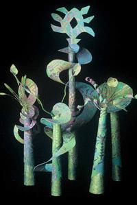 Marion Glover, Fantasy Trees