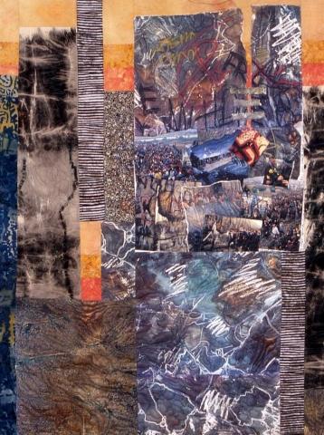Sandra Meech, Berlin Wall